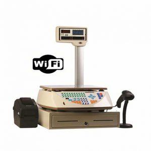 ترازوی ديجيتال کارین مدل PC100-WIFI