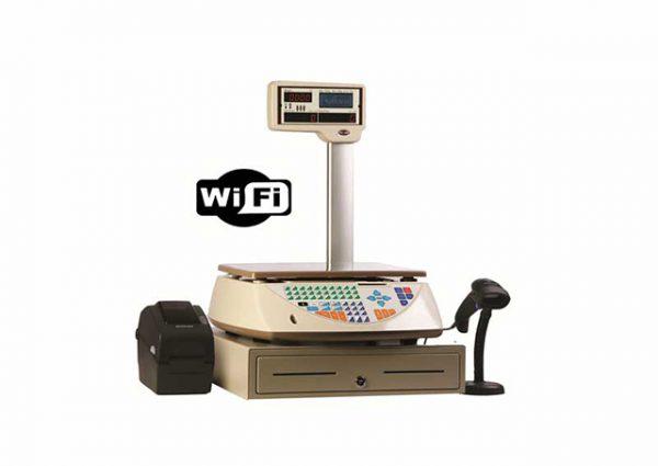ترازوی ديجيتال کارین مدل PC 100 WIFI