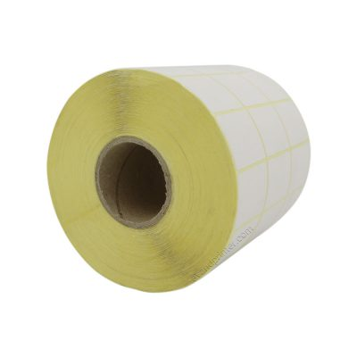 لیبل کاغذی 25×35