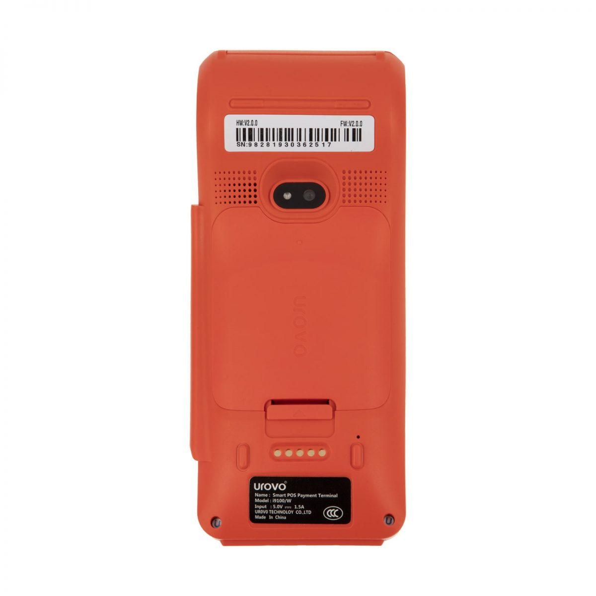 دستگاه پوز سیار یوروو مدل i9100
